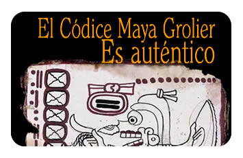 Científicos dicen que el Códice Maya Grolier es auténtico.