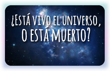 ¿Está vivo el universo o está muerto?