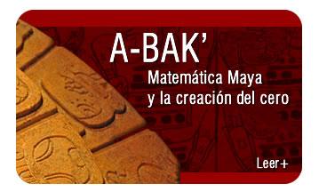 A-BAK' Matemática Maya